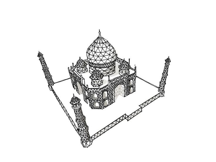 If haven't seen Triangulated Taj Mahal yet? then go dig my account - Minimal Monster -New Post  #minimalmonster #architecture #design #modernarchitecture #art #digitalart #minimalist #minimal #minimalart #minimalism #doodle #sketch #drawing #painting #architecturesketch #architecturestudent #archilover  #next_top_architects #archdaily #architecture_hunter #arch_more #superarchitects #arch_sketch #arch_land #arc_only #artcollective #Tajmahal #india #incredibleindia #indian