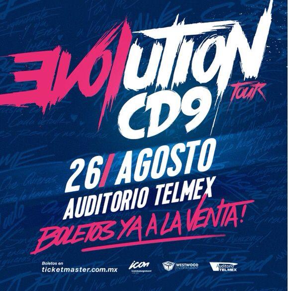 Cd9 concierto en Guadalajara