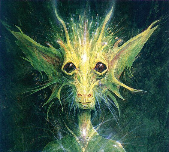 faerie by Brian Froud