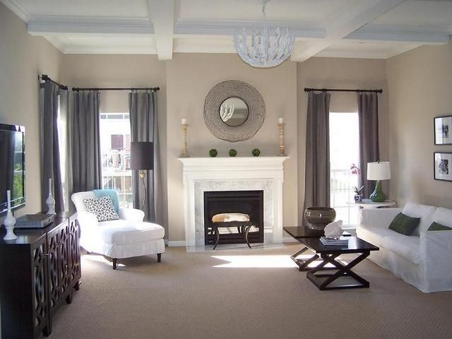 Sherwin williams balanced beige color this color for the for Best beige paint color sherwin williams