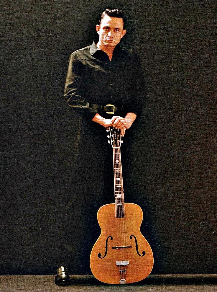 J. Cash - - For more western inspirations, visit www.broncobills.co.uk                                                                                                                                                      More