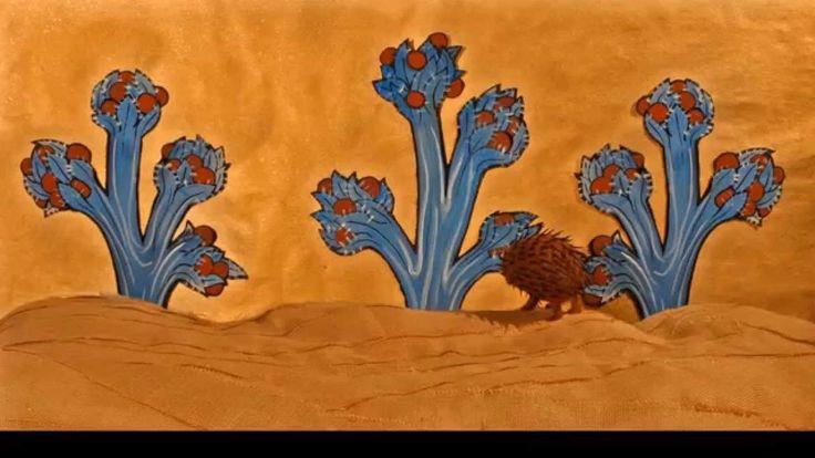 Latin history of a a hedgehog