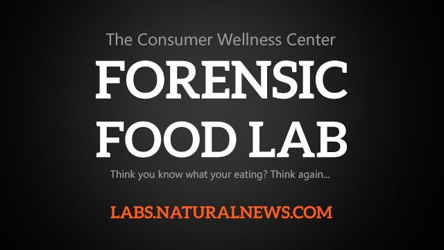 Proteins-Pea Lab Test Results - Forensic Food Lab
