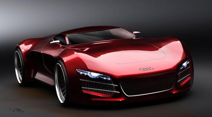 Audi R10 Concept 2010