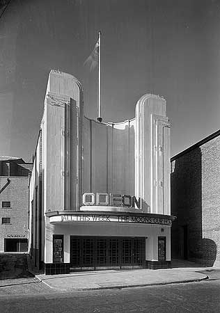 low priced c397e e3ec5 Odeon Cinema, High Street, Bromley, Greater LondonAnthony Sargeant Anthony  Sargeant went to see many films here in the 1950-60s including D…   Art  Deco ...