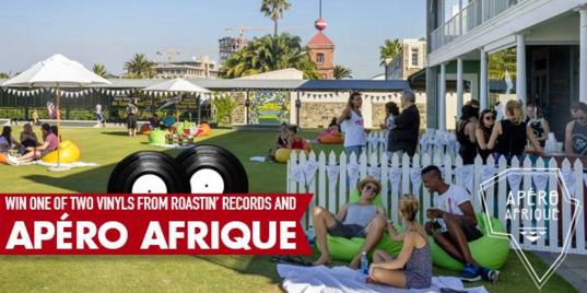 Do you want to win one of two vinyl records, thanks to Apero Afrique?  Enter our competition: https://apps.agorapulse.com/app/go/56377/64087  https://www.facebook.com/CapeTownMagazine