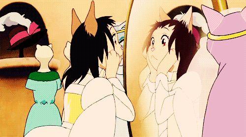 Sonhos: O Reino dos Gatos ♥ The Cat Returns / Baron The Cat Baron/ Neko no Ongaeshi - Studio Ghlibi - Haru
