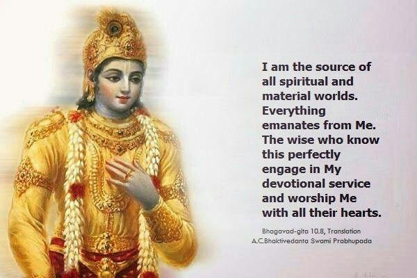 Bhagavad-gita 10.8 : http://goo.gl/2mmV6P