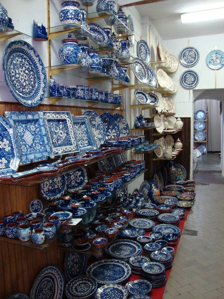 Beautiful Portugese pottery |Pinned from PinTo for iPad|