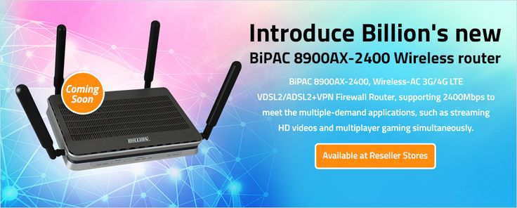 Image result for BiPAC 8900AX2400