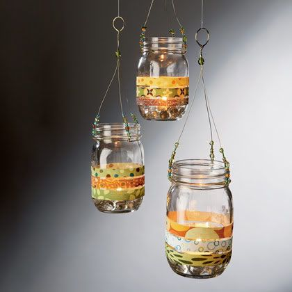 50 things to do with jars.