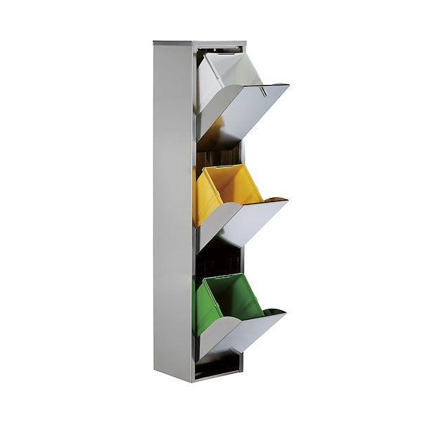 Las 25 mejores ideas sobre cubos reciclaje en pinterest y - Cubos reciclaje ikea ...