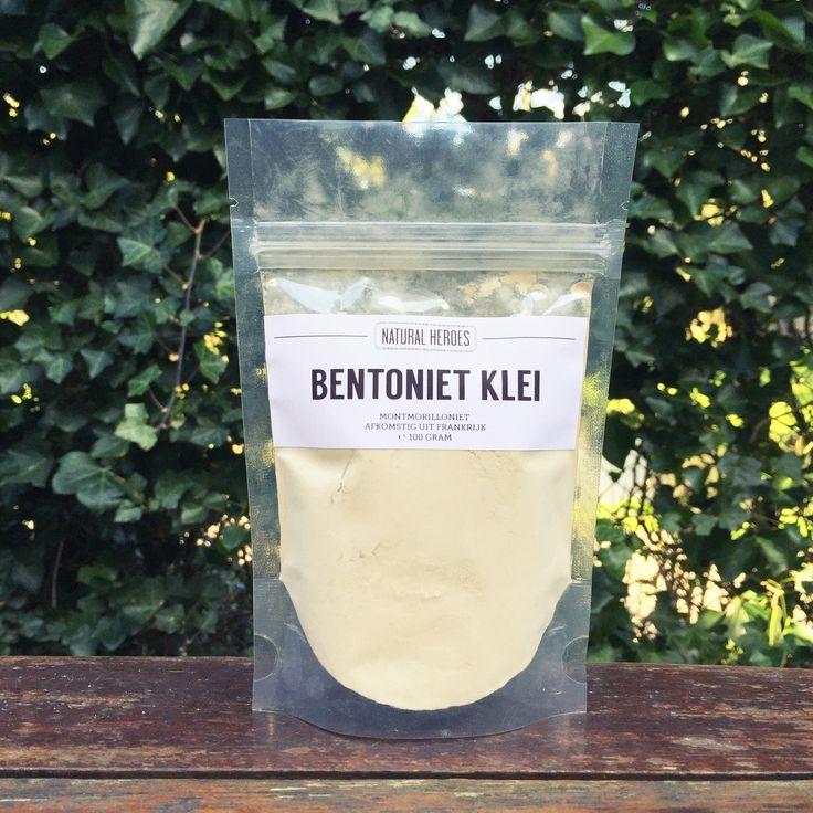 Bentoniet Klei - Natural Heroes - 1