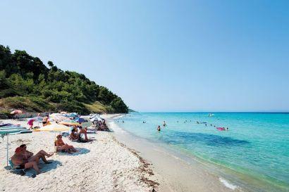 kalithea beach, Rhodes