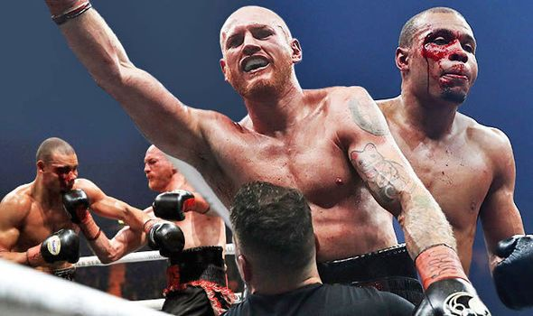 GETTY IMAGES  George Groves beat Chris Eubank Jr on points in Manchester  George Groves and Chris Eubank Jr had both talked the talk and both comprehensively walked the walk on Saturday night in Manchester.  The talk had, as always, been plentiful and personal. And while the attacks had partially been focused on the boxers themselves, the corners came in for plenty of flack.