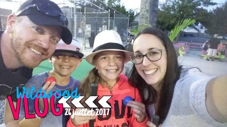 VLOG | 26-07-2017 On joue au golf miniature!
