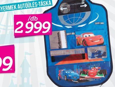 Gyermek autóülés-táska