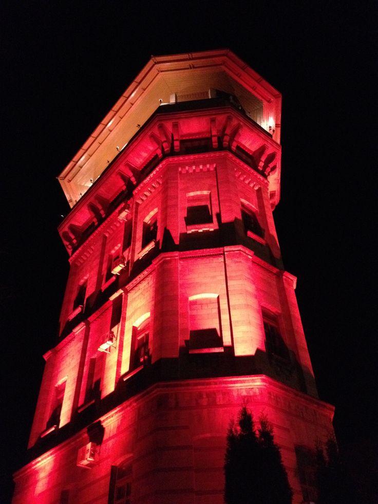 Old tower, Chisinau Moldova