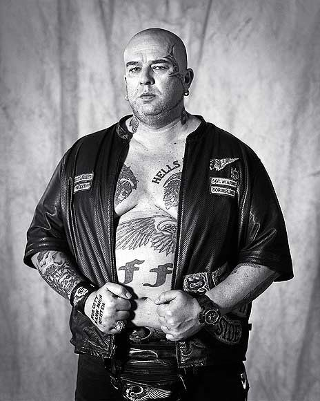 212 best images about 1 on pinterest vests hells for Hells angels tattoos pics