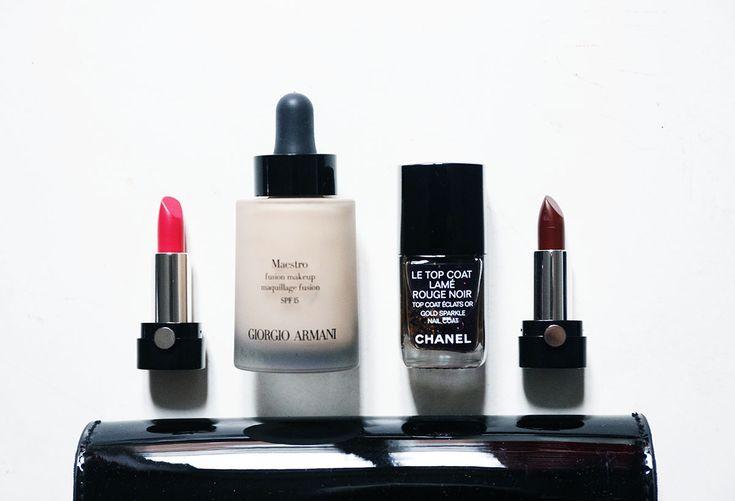 beauty Chanel Giorgio Armani Maestro