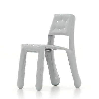 Krzesło Chippensteel 0.5 Szary // Zieta Prozessdesign