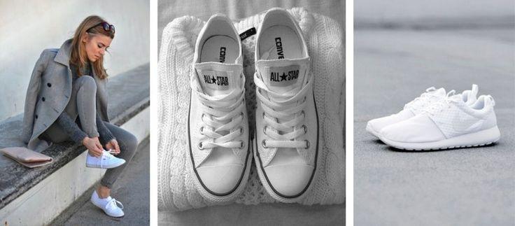 Weiße Turnschuhe reinigen: Einfache Tricks für strahlend saubere weiße Sneakers