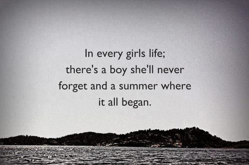 summer memory quotes | summer, quotes, sayings, girls, life, memory | Favimages.net