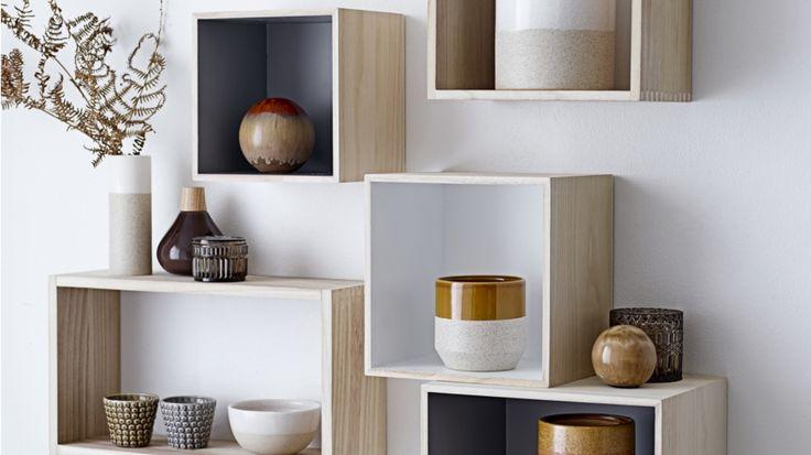 Les 25 meilleures id es concernant etagere cube murale sur for Idee deco murale originale