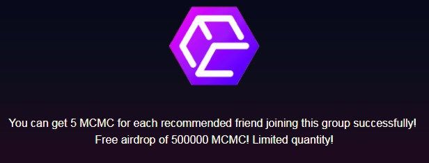 Join the MicroDataChain #Airdrop and #BountyProgram for free $MCMC #FreeCrypto #FreeAltcoins #Airdrop #AirdropAlert #BountyProgram #CryptoAirdrop #CryptoBounty #ReferralProgram #EarnCrypto #EarnAltcoins #FreeBitcoin