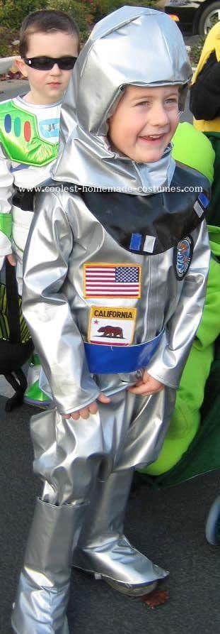 make your own astronaut helmet costume - photo #28