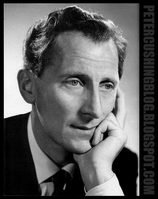 PETER CUSHING PCASUK by marcus blackboxclub, via Flickr