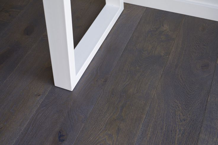 Kustom Timber Mink Grey French Oak Hardwood Timber Flooring || This is part of our new Designer Range