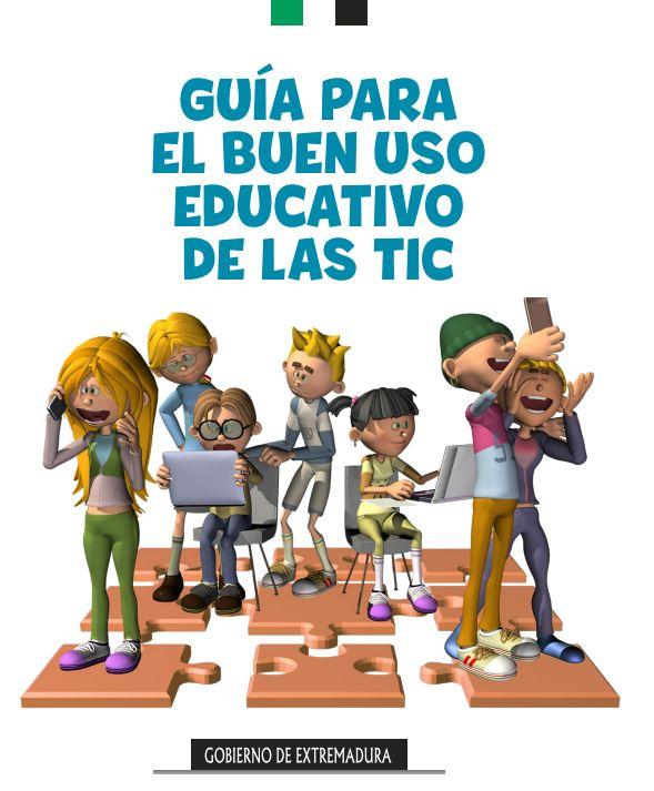 Crea y aprende con Laura: Guía para el buen uso educativo de las TIC
