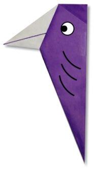 Origami Ciocanitoare