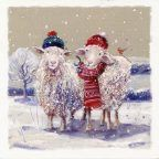 British Heart Foundation 2015 Charity Christmas Cards - Cards For Good Causes