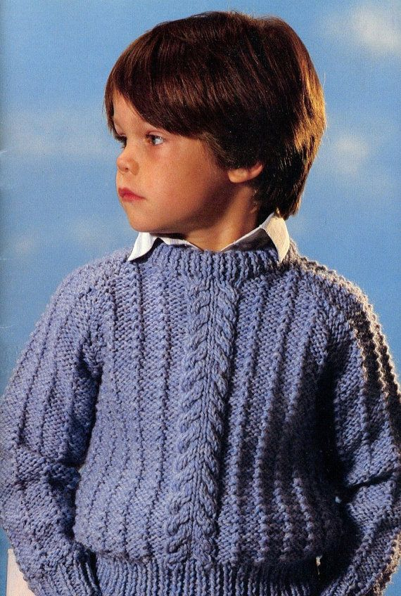 KNITTING PATTERN Book  Men Women Teens Children by KenyonBooks, $5.00