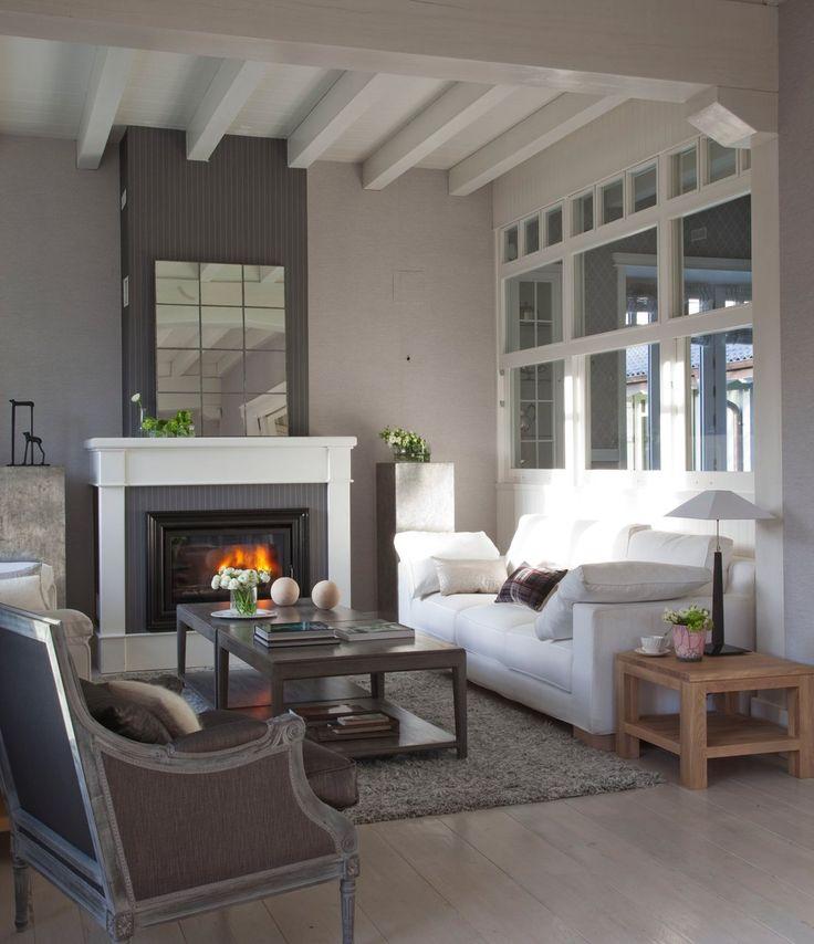 Instala paredes de cristal y gana luz y amplitud en casa · ElMueble.com · Escuela deco