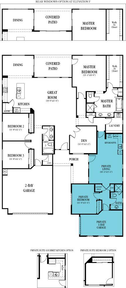 5582 Evolution Next Gen Plan Featuring 4 Bedrooms And 3 Bathrooms