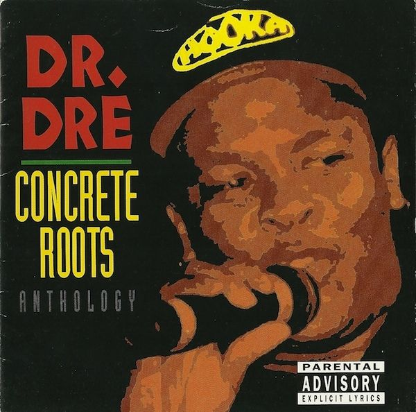 Dr. Dre - Concrete Roots Anthology 1994 CD // Like New $9.99 at http://www.discogs.com/sell/item/207837343 // Features The D.O.C., NWA, Cli-N-Tel, and More!