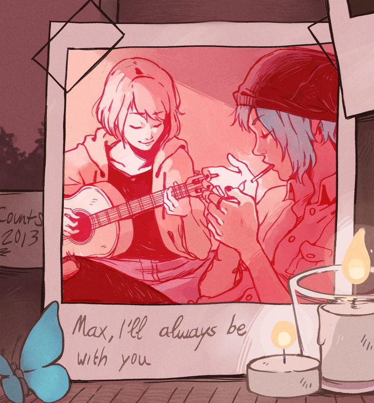 Follow Picolo on Patreon: Life is Strange Fanart <3