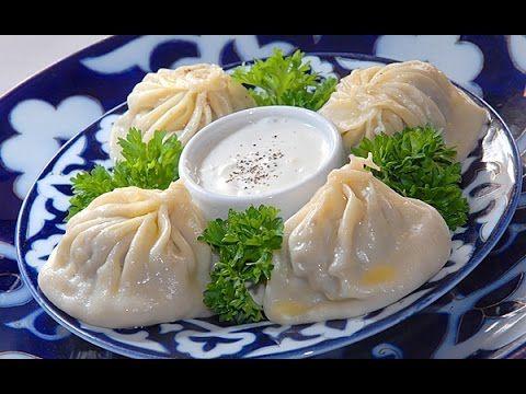 «Правильные Манты узбекские рецепт» - «Узбекский Суп Нарын» - Узбекская ...