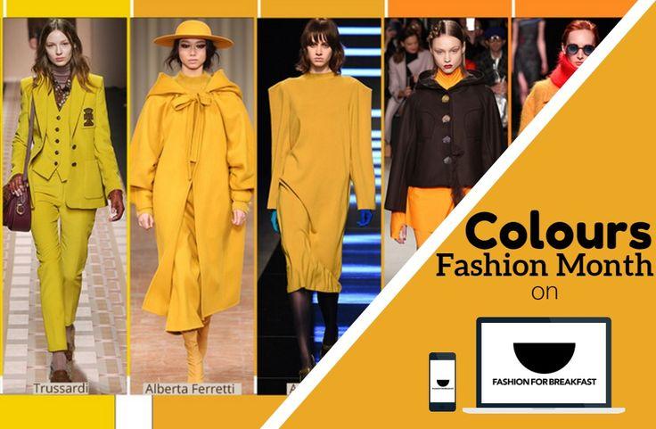 #Colori mese della #moda disponibili su www.fashionforbreakfast.it #fashion #fashionweek #nyfw #lfw #mfw #pfw