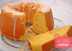Cómo preparar una torta de mandarina en licuadora - El Gran Chef