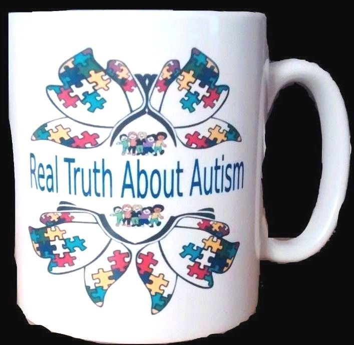 Real Truth About Autism Mug