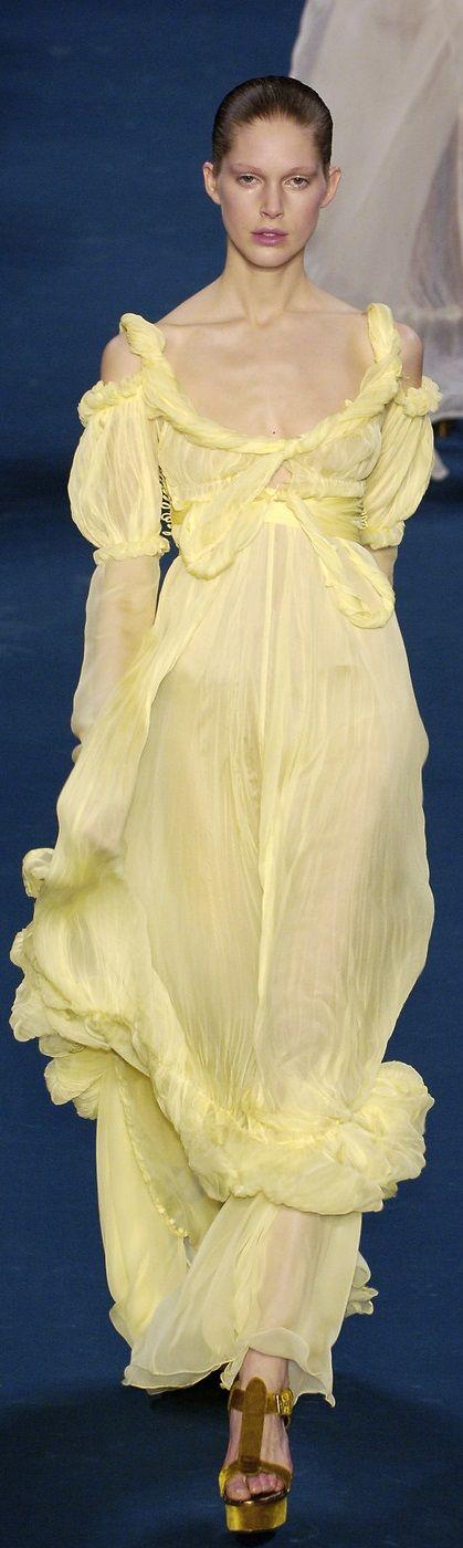Yves Saint Laurent Fall 2005