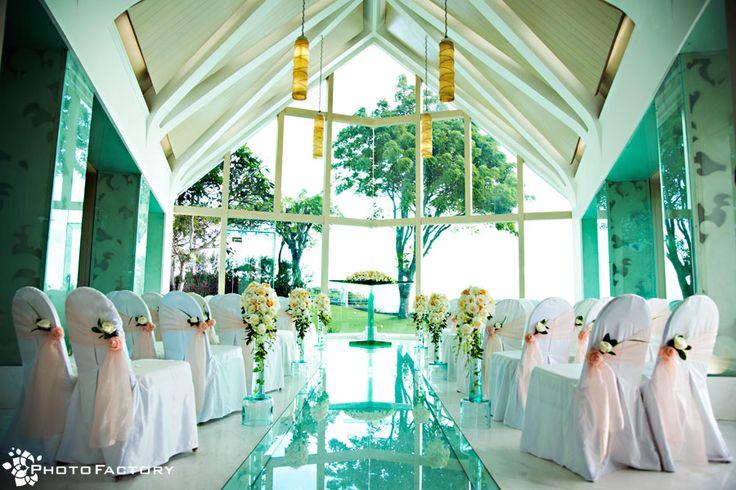 Tresna Chapel Interior at Ayana Resort & Spa #wedding #venue #chapel #ayana #bali