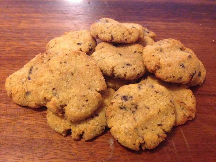 Recipe for cookies in microwave oven