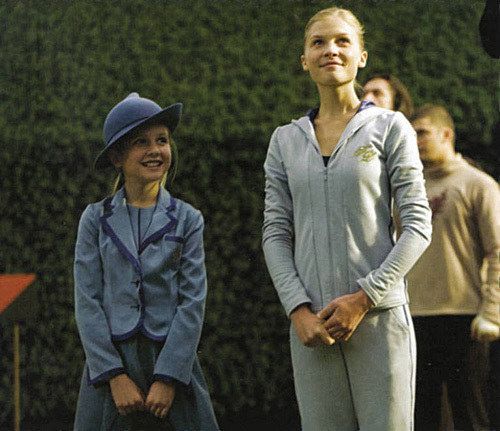 "She's the greatest older sister ever. | Community Post: 19 Reasons Fleur Delacour Is The Most Underrated ""Harry Potter"" Character"