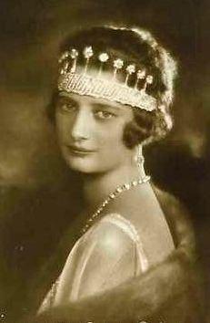 HM Queen Astrid of Belgium (1905-1935) née Her Royal Highness Princess Astrid of Sweden
