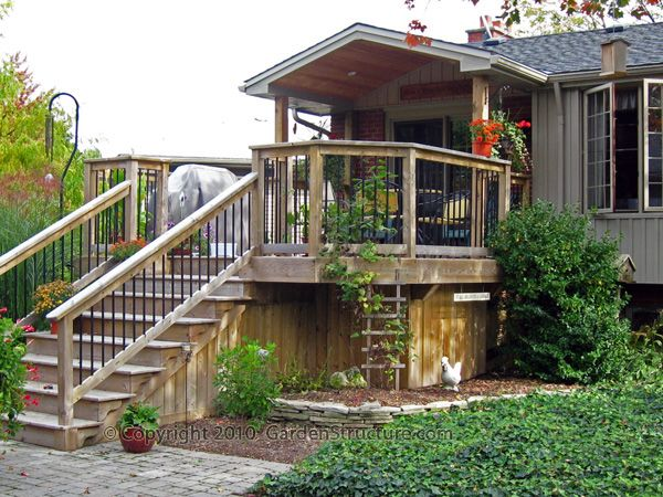 31 Best Images About Deck Ideas On Pinterest Ontario Patio And Decks
